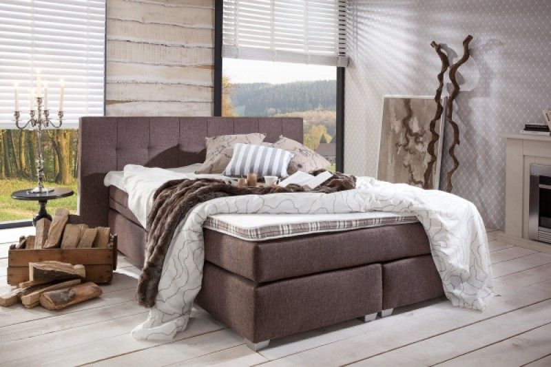 Kontinentaalvoodi Standard 160x200, Ramos pruun - Aatrium Home is - luxurioses bett hastens tradition und innovation