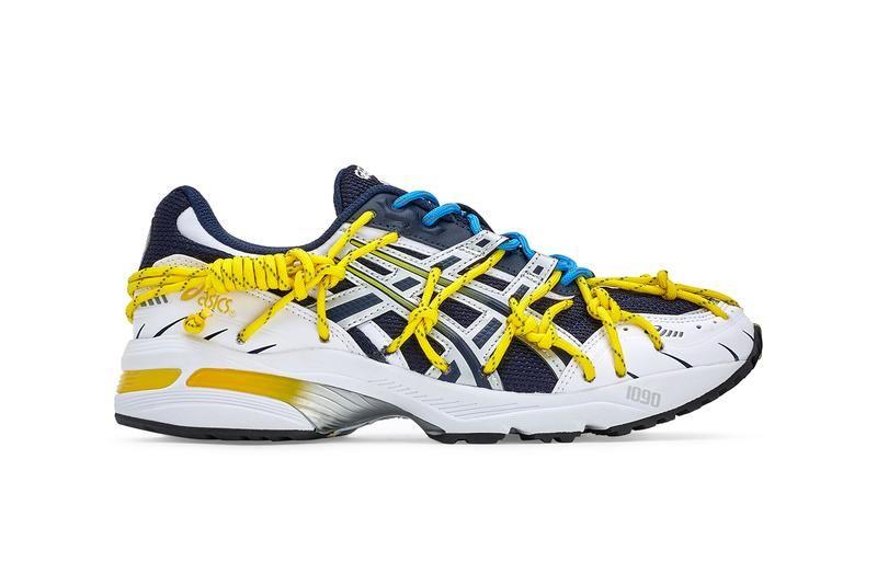 Asics 攜手 Rokh 打造全新 Gel 1090 Gel Kinsei Og 聯乘鞋款 In 2020 Sneakers Adidas Sneakers Shoes