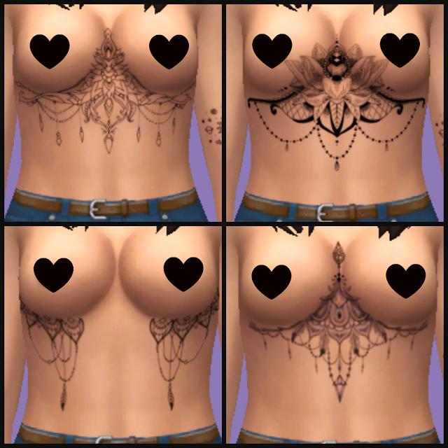 Sims 2 Boob Størrelse