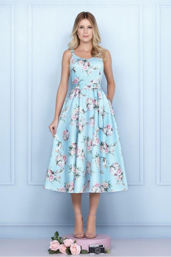 Vestido Supermidi Unicórnios » Vestidos Fofos   Vestidos