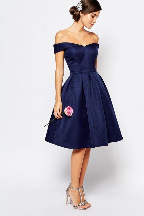 c8d7f0e67f Chi Chi London portia kloszowana sukienka