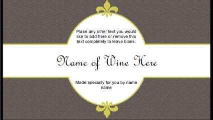 6 Free Printable Wine Labels You Can Customize My Mom S A Wino