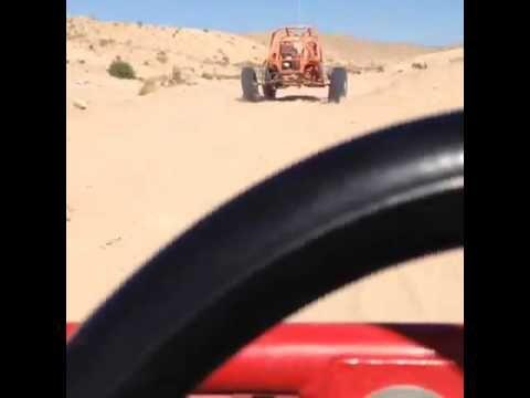 dune buggy las vegas video