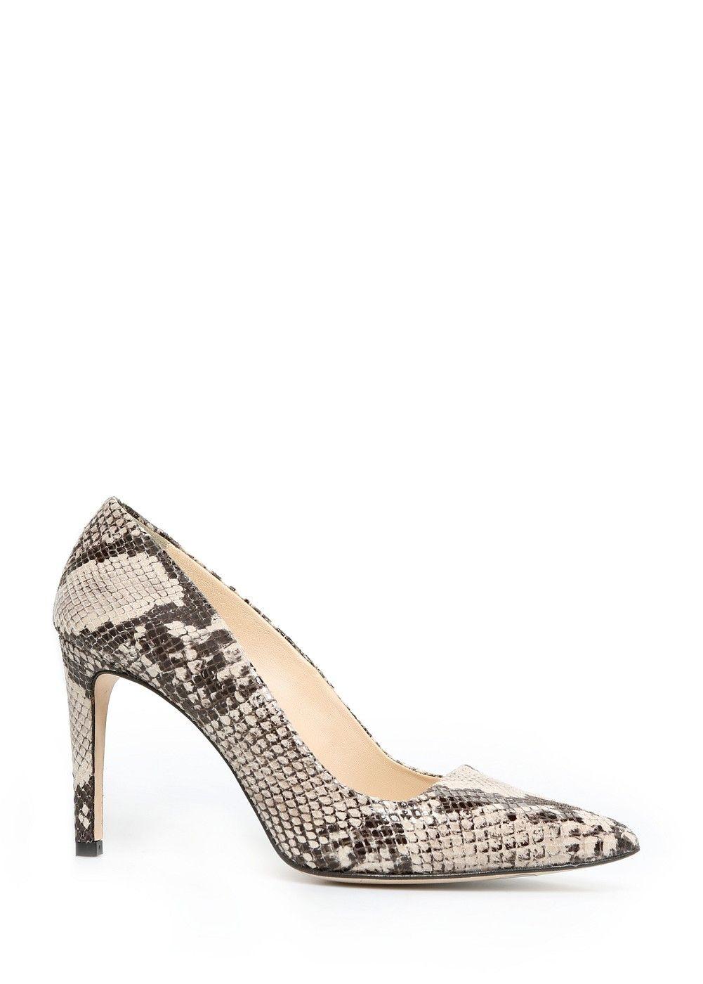 c1087f8f4ab Zapato serpiente piel - Tallas grandes