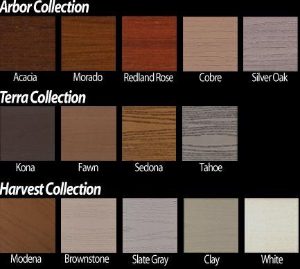 azek deck color selector - Google Search | Deck | Deck