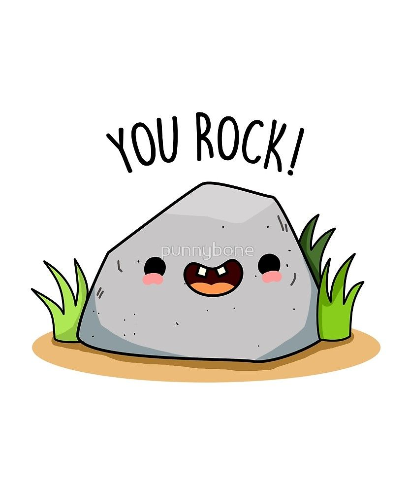 "New Funny Puns 'You Rock Pun' by punnybone ""You Rock Pun"" by punnybone 