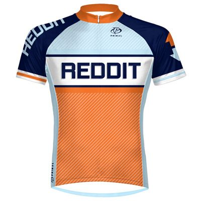 Reddit Cycling Jersey Sepeda