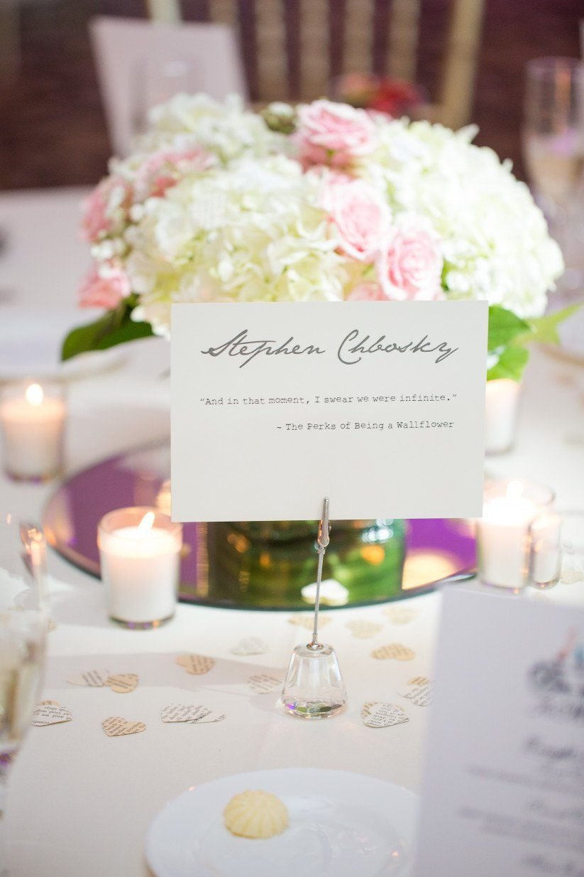 13 Creative Wedding Table Name Ideas For The Non Traditional