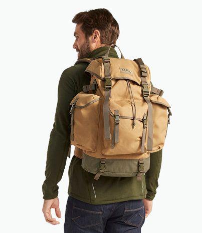 L L Bean Continental Rucksack Rucksack Travel Gear Tool Bag