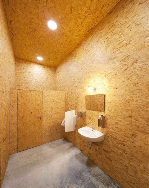 Covered with wood – Forestry Commission building by ...