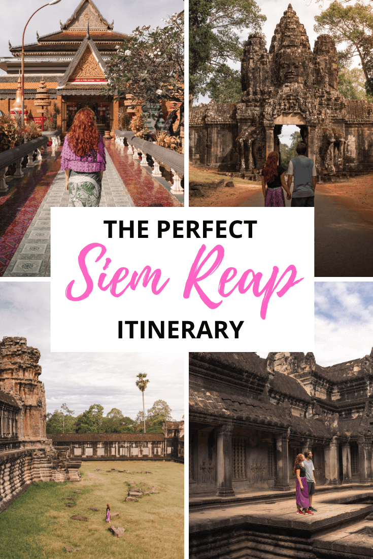 Heading to Siem Reap, Cambodia? There are so many things to do in Siem Reap, including the famous Angkor Wat Complex! If you are looking for places to visit in Siem Reap then read here for destinations to add to your Siem Reap itinerary!    Siem Reap photography   What to do in Siem Reap   Siem Reap travel    #acouplescalling #Siemreap #Siemreaptravel #cambodiatravel #thingstodoinsiemreap