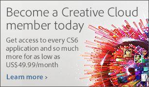 Creative cloud older versions