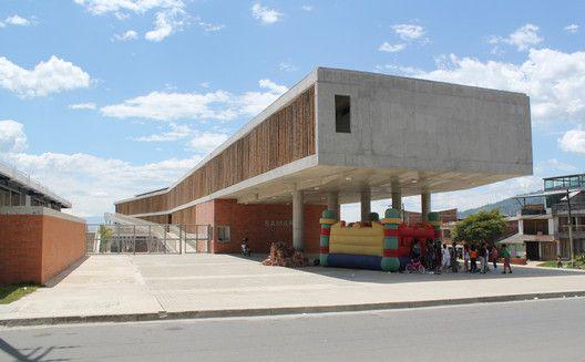 Instituição Educacional La Samaria,Cortesia de Campuzano Arquitectos