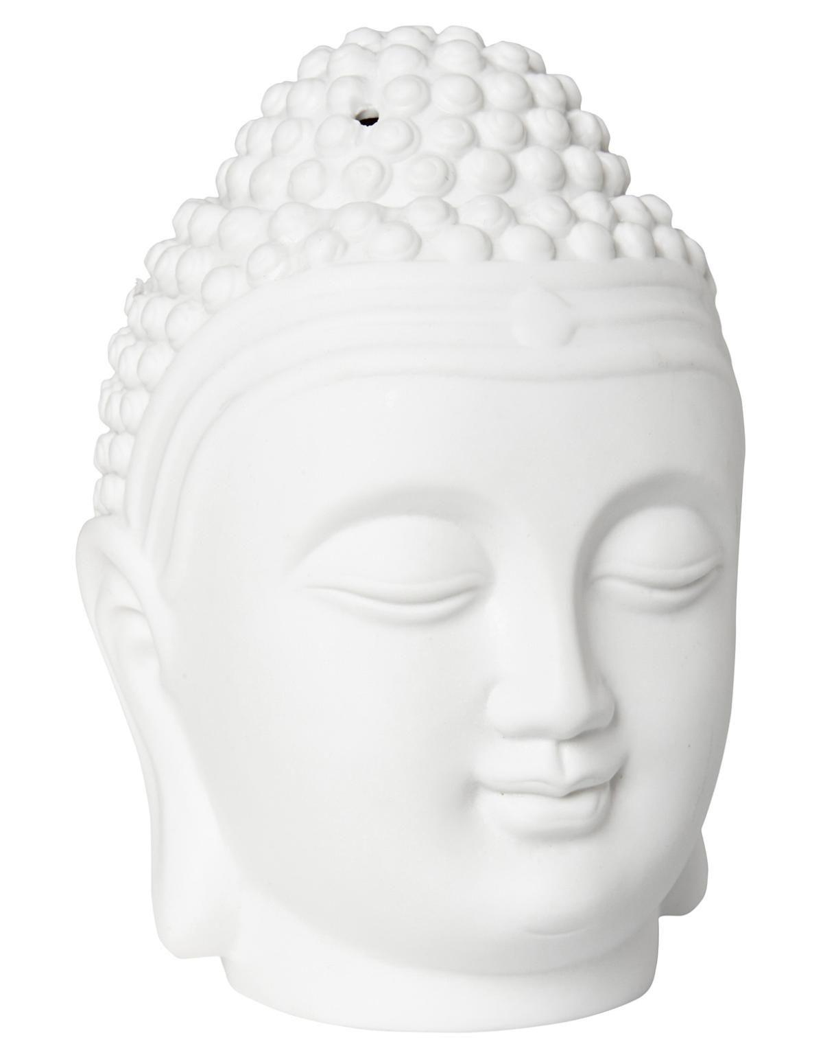interiør shop BUDDHA LIGHT oljebrenner hvit | Zence Accessories | Wellbeing  interiør shop