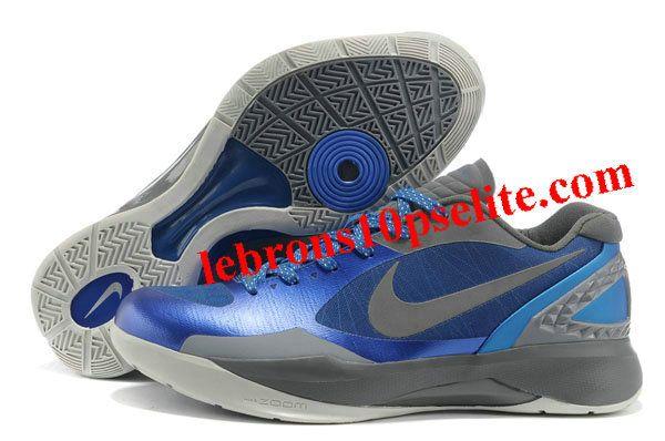 huge discount 06656 c2fff Nike Zoom Hyperdunk 2011 LW PE Blue Grey