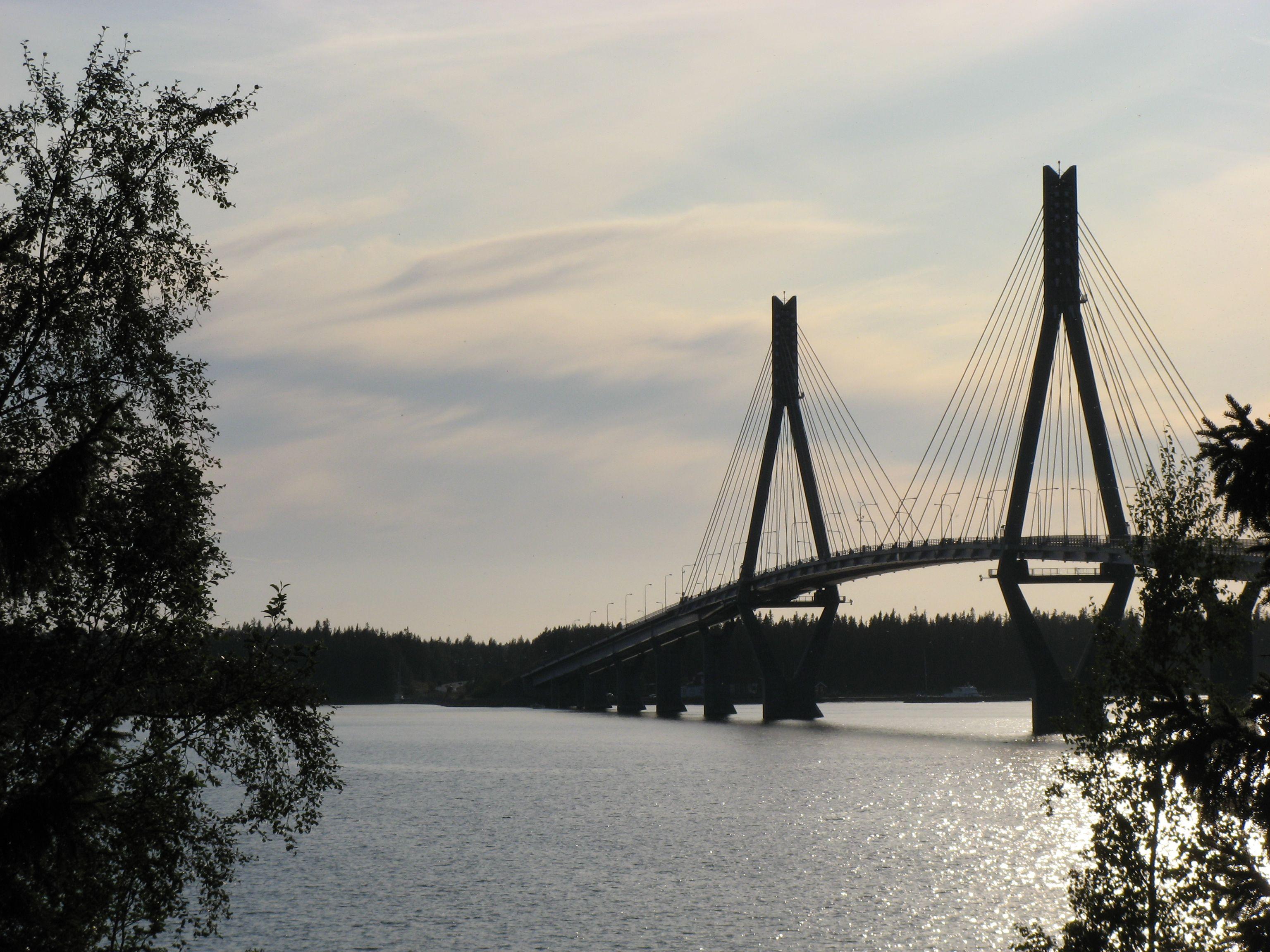 Raippaluoto paikassa Länsi-Suomen Lääni