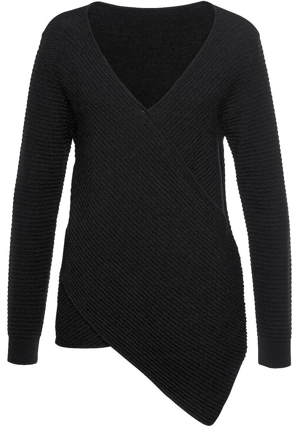 Aniston By Baur V Ausschnitt Pullover In 2018 Pullover Pullover