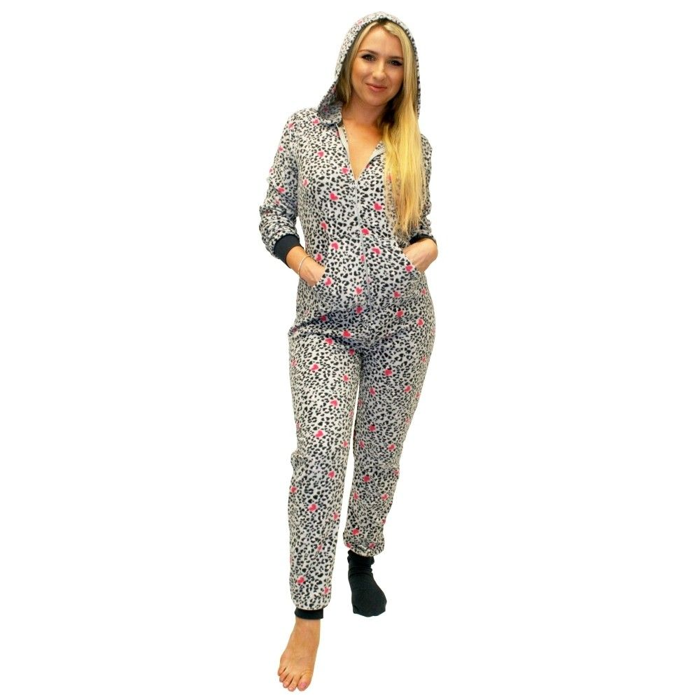 Adult footie pajamas are perfect for those adults who want to get ...