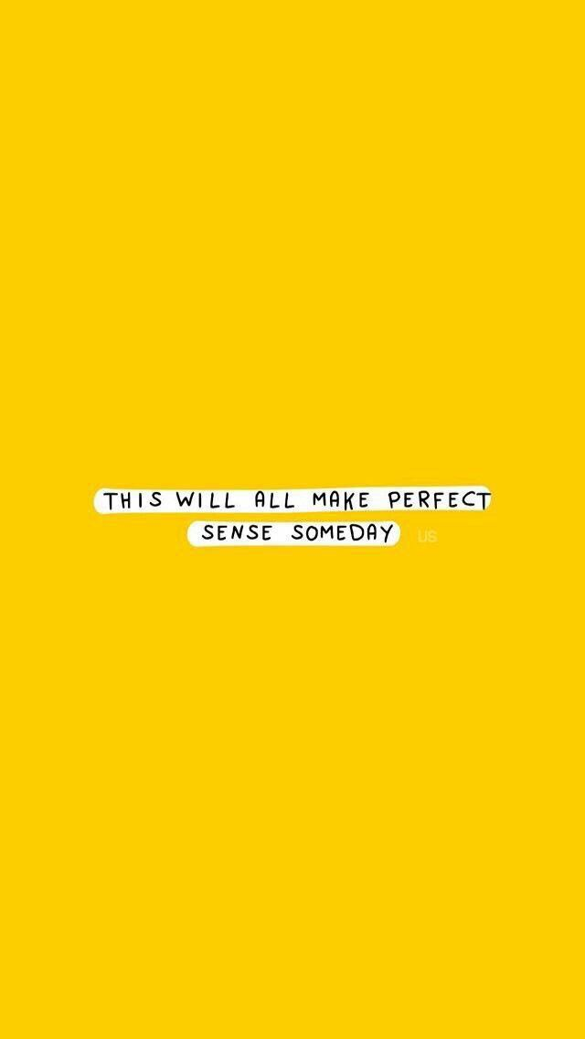 Blog | Quotes | Yellow quotes, Wallpaper quotes ...
