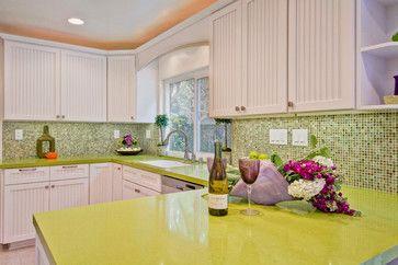 Apple Martini Kitchen - traditional - kitchen - san diego ...