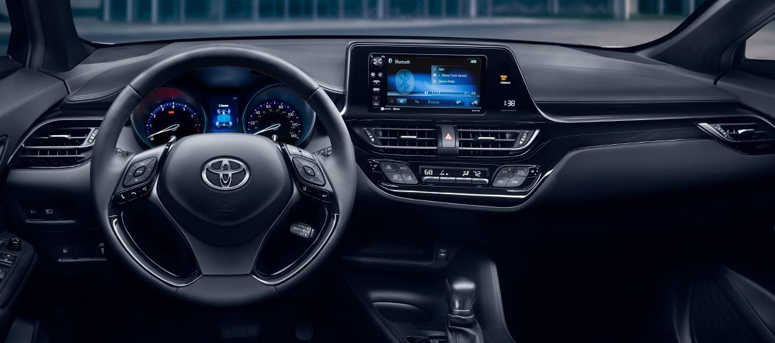 Official 2018 Toyota C HR Site. Find A New Crossover At A Toyota Dealership
