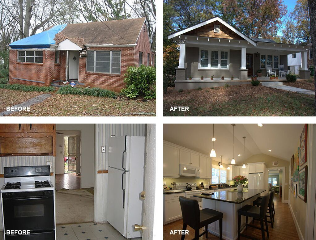 Roofing Replacement Roofing Repair Atlanta Roofing Contractor Small House Renovation Renovation Real Estates Design