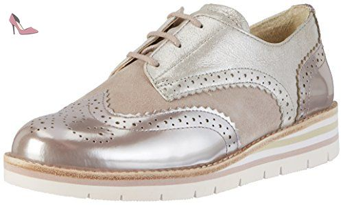 Gabor Shoes Fashion, Sneakers Femme Beige (Rouge 14) 42 EU