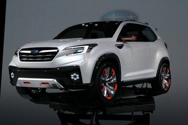 The New Generation Subaru Xv Crosstrek Will Definitely Become Very Interesting Vehicle Changes On