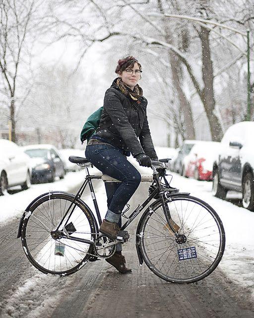 Bike Fashion Bicycle Fashion Winter Biking Stylish Bicycle