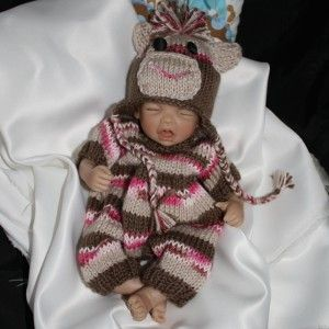monkey outfit to fit 10 Inch