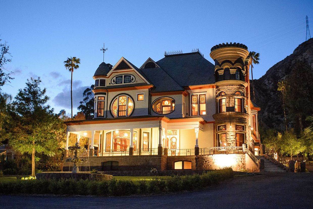 Newhall Mansion in Piru, California.   houses   Pinterest ...