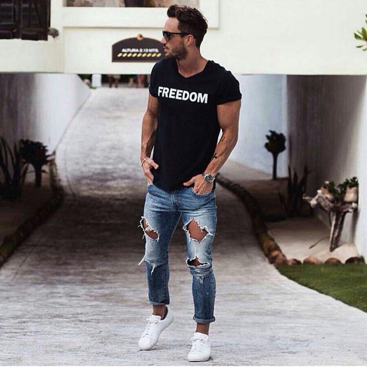 Urban style by Magic Fox #fashion #style #menswear