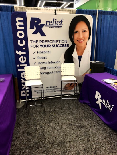 Rx relief The APhA Exposition is a oneofakind