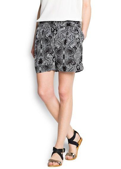 nice (not too short) shorts