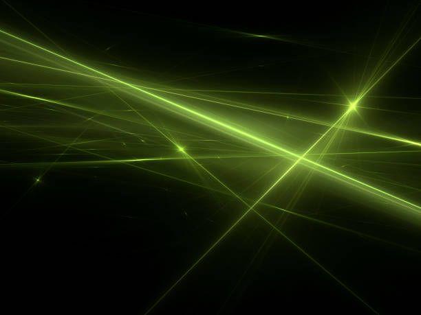 Green Laser Lights Effect In Black Background Green And Black Background Background Images Hd Backgrounds