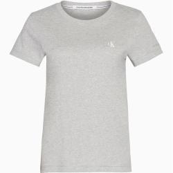 Calvin Klein Slim T-Shirt aus Bio-Baumwolle M Calvin KleinCalvin Klein