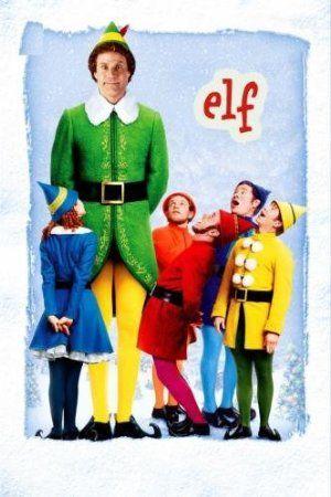 Elf Best Xmas Movie Ever Elf Dvd Elf Movie Christmas Movies