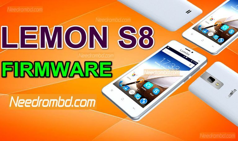 Lemon s8 android 51 flash file free download firmware