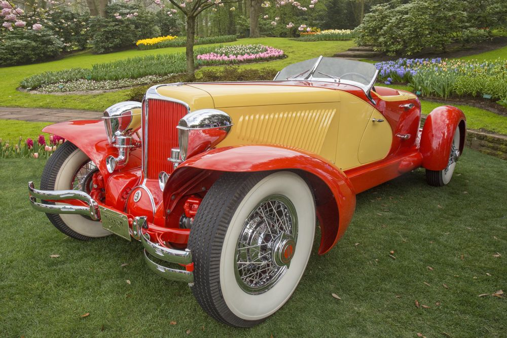 1931 Cord L29 Speedster Art cars