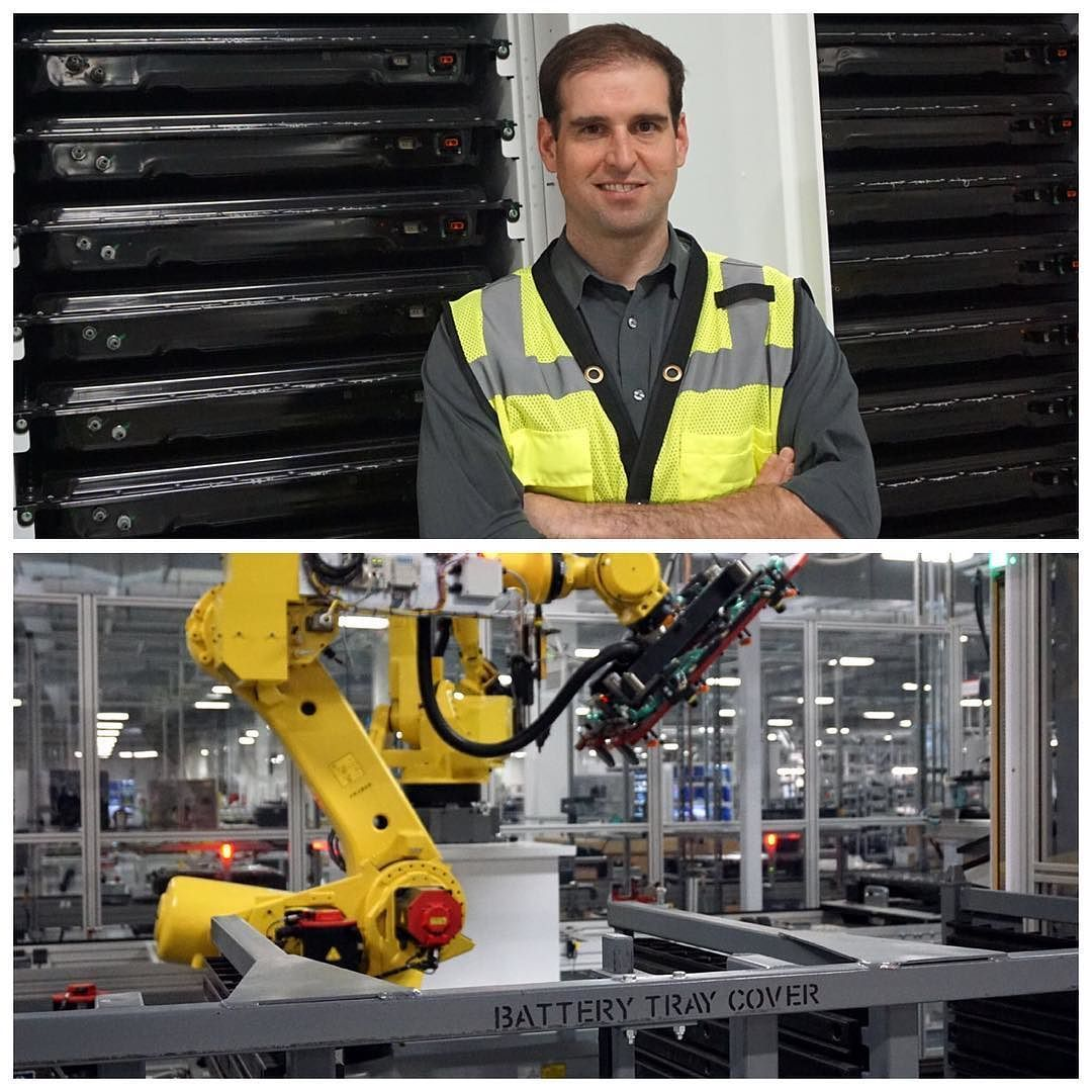 Interview with Tesla VP JB Straubel about the Tesla Gigafactory  to check out the interview and photo gallery and read the latest on Gigafactory progress click the link in our bio for access.  #tesla #teslas #tsla #teslamotors #teslamodels #teslamodelx #teslamodel3 #teslaroadster #teslasupercharger #teslalife #teslaowner #teslacar #teslacars #teslaenergy #powerwall #gigafactory #elonmusk #spacex #solarcity #scty #electricvehicle #electriccar #EV #evannex #teslagigafactory…