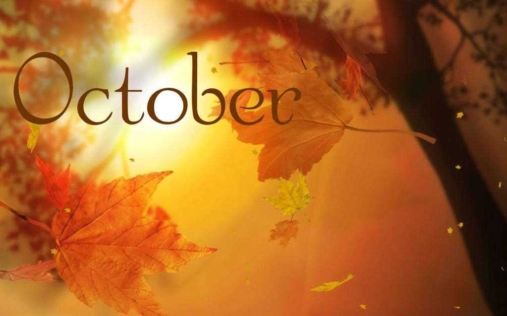 Welcome October Images | October O Hushed October Morning Mild Thy Leaves  Have Ripened To The