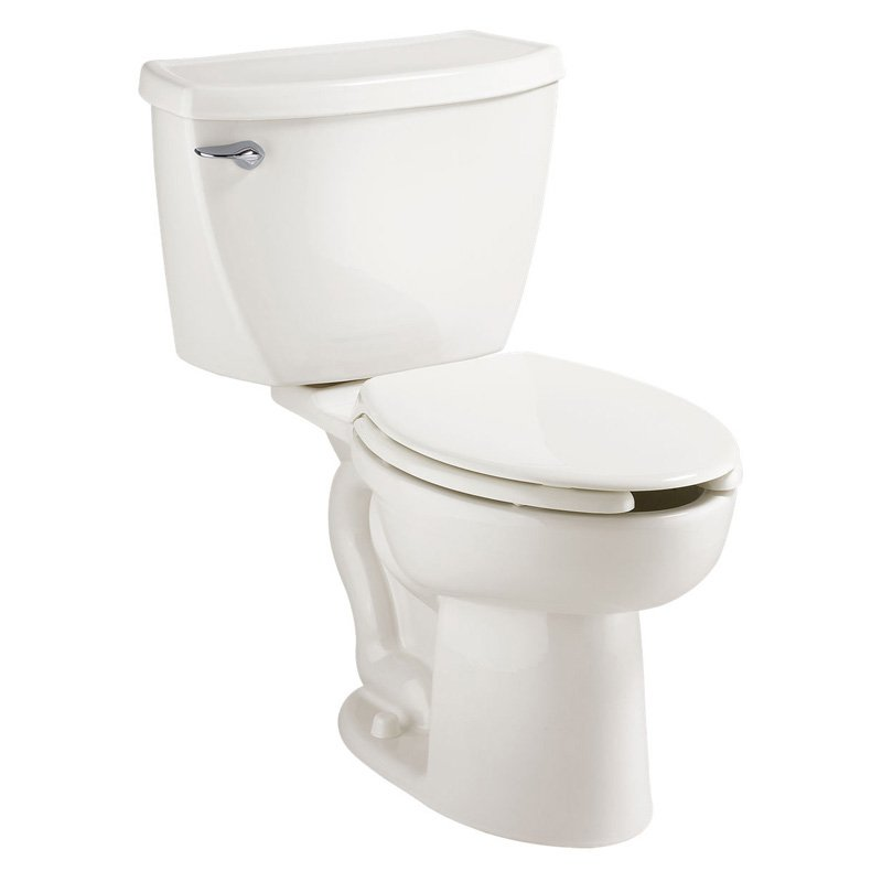 American Standard Cadet Elongated Two Piece Toilet 2462 100 020 American Standard Toilet Contemporary Toilets