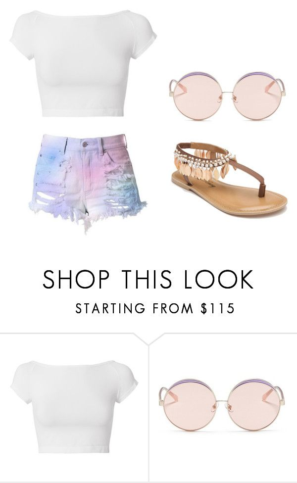 sports shoes f7859 e0e18 Hot Summer Day by olivianikole on Polyvore featuring Helmut Lang, Penny  Loves Kenny and NÂ.