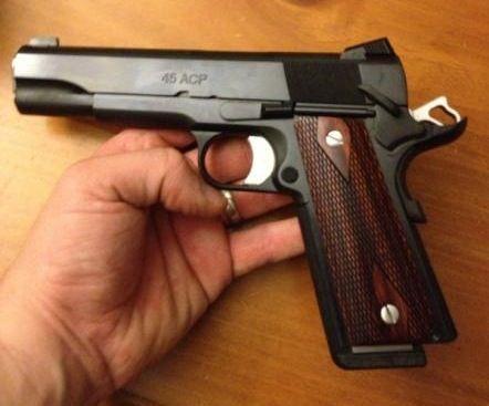 Les Baer Utc 1911 Hand Guns 1911 Pistol Guns