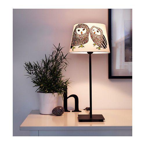 Ikea Gulort Gulort Table Light Lamp Shade Owl Brand New Sold Out Ikea Lamp Home Decor Lights Lamp Shade