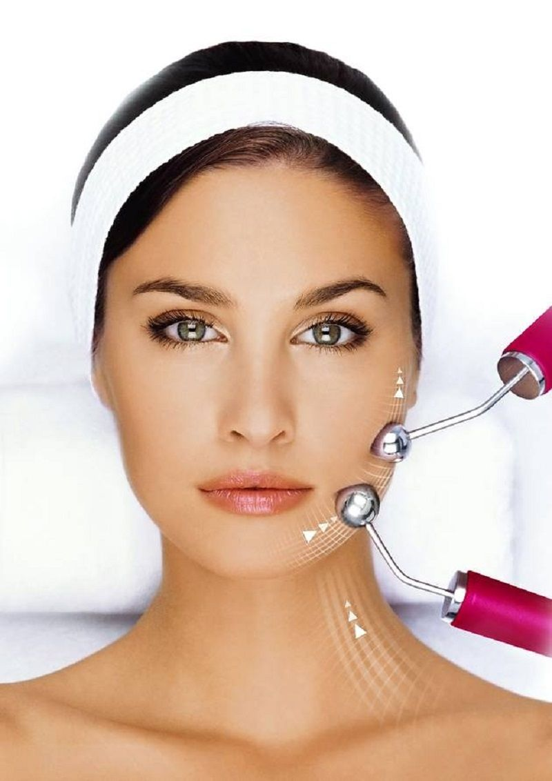 Electrical facial treatments