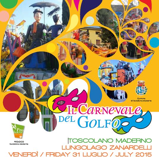 Il Carnevale del Golfo 2015 a Toscolano Maderno http://www.panesalamina.com/2015/38923-il-carnevale-del-golfo-2015-a-toscolano-maderno.html