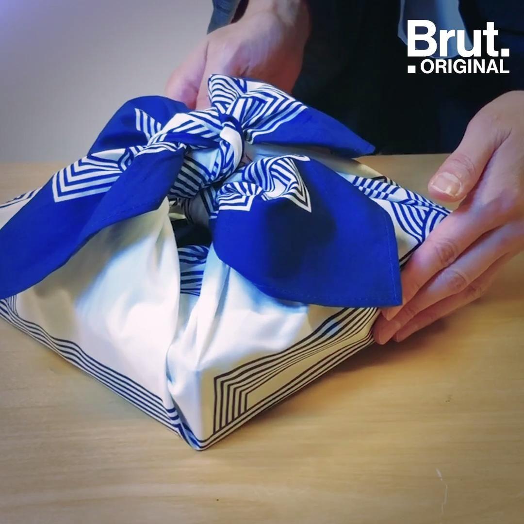Comment remplacer les papiers cadeaux par une solution écologique ?