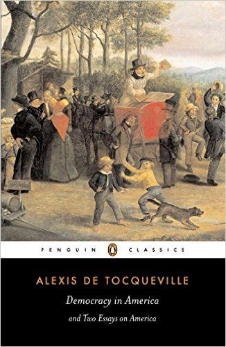 Alexis De Tocqueville Democracy in America Clip Art