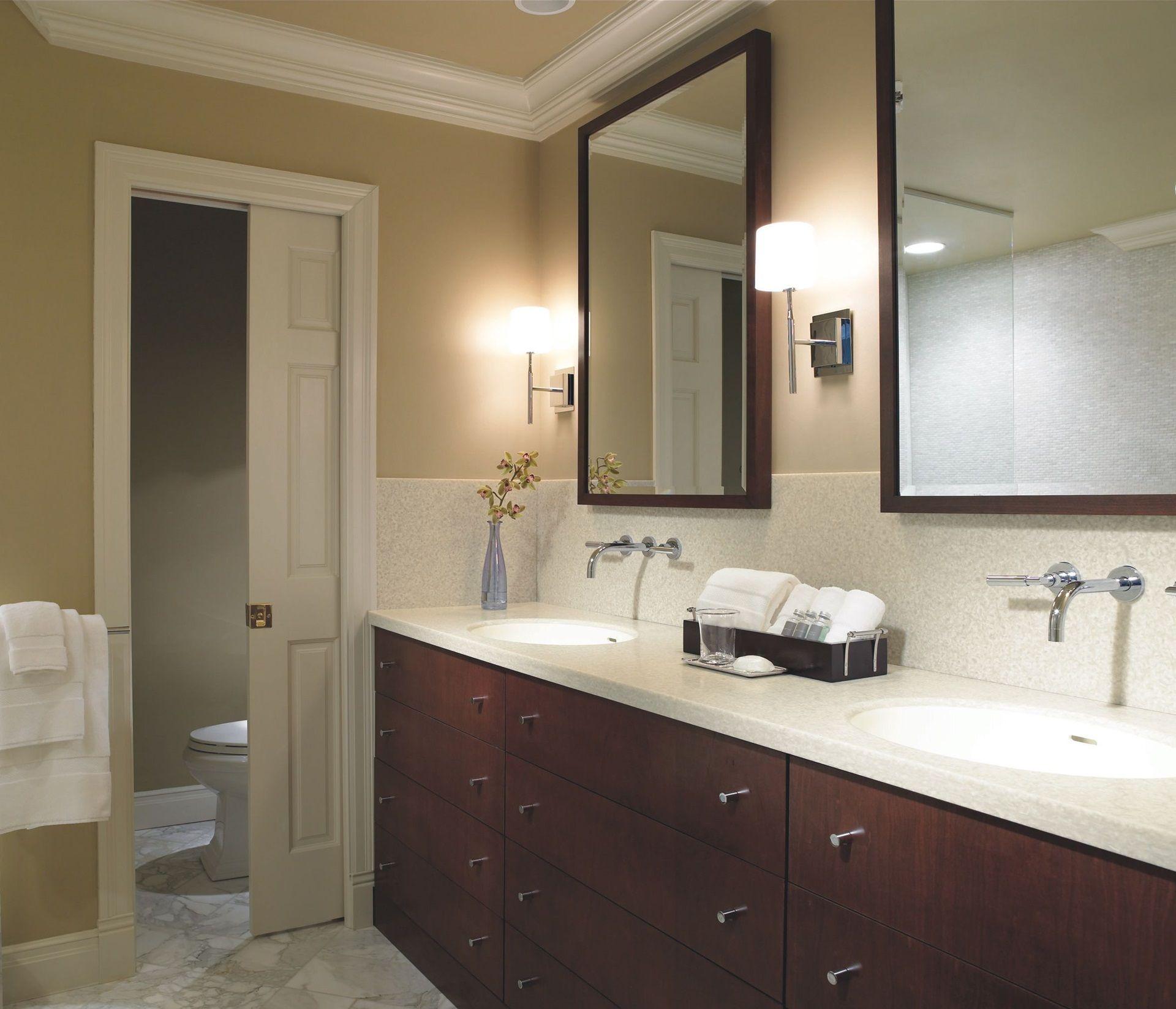 Pearl Mica Bathroom